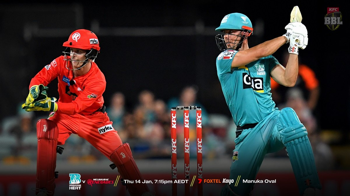 BBL 10 BRH vs MLR Dream11 Team Prediction: Fantasy tips and hints for Today's BBL Match 39