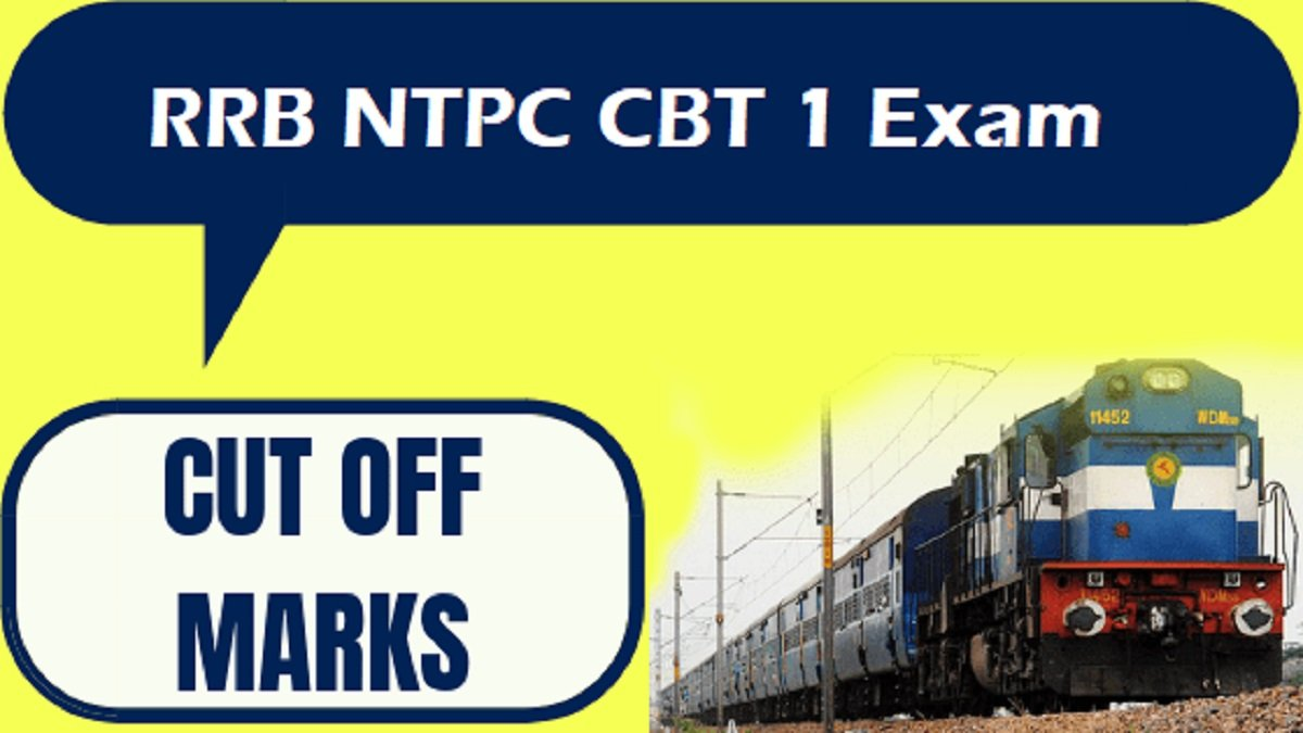 RRB NTPC CBT-1 Cut off 2021: Different Cut-off for different RRBs, Normalization Confirmed