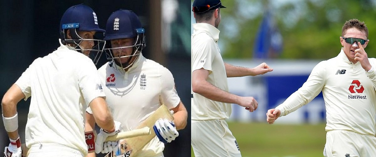 SL vs ENG 1st Test Highlights: England takes control after Lankans bundled for a paltry, ENG 127/2 at Stumps