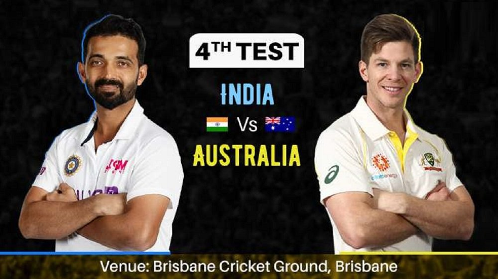 AUS vs IND 4th Test Playing 11: Natarajan and Sundar make Test debut, Harris features in Aussie lineup