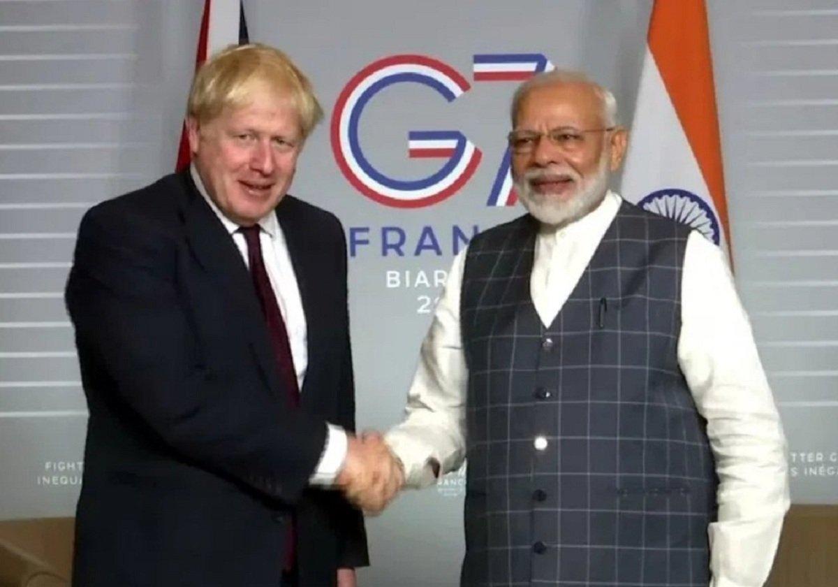UK PM Boris Johnson to visit India ahead of G7 summit, invites PM Modi to attend summit in June