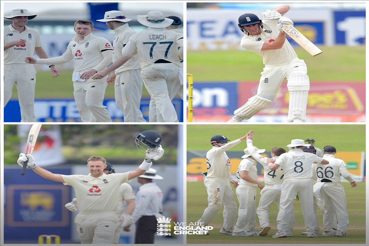 SL vs ENG 1st Test Highlights: England claims thumping victory over Lankans to take 1-0 lead