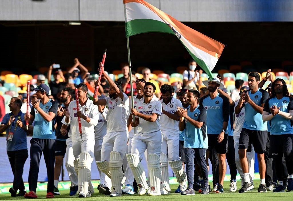 Team India beat Australia by 3 wickets to take Border-Gavaskar Trophy home
