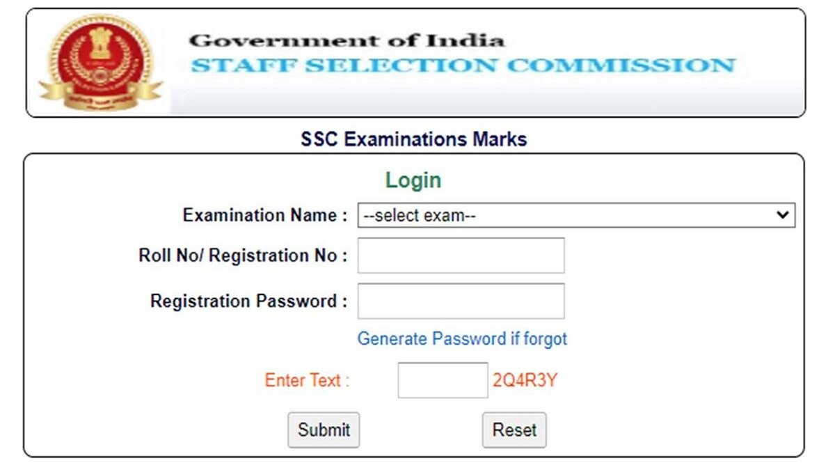 SSC CHSL Exam 2019 Paper 1 Marks released at ssc.nic.in, Here is how to check score-card