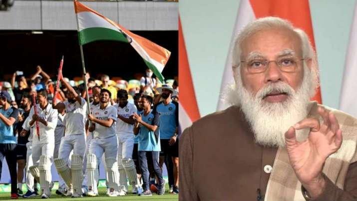 Narendra Modi replies Australian PM on India's historic win over Australia at the 'GABBA'
