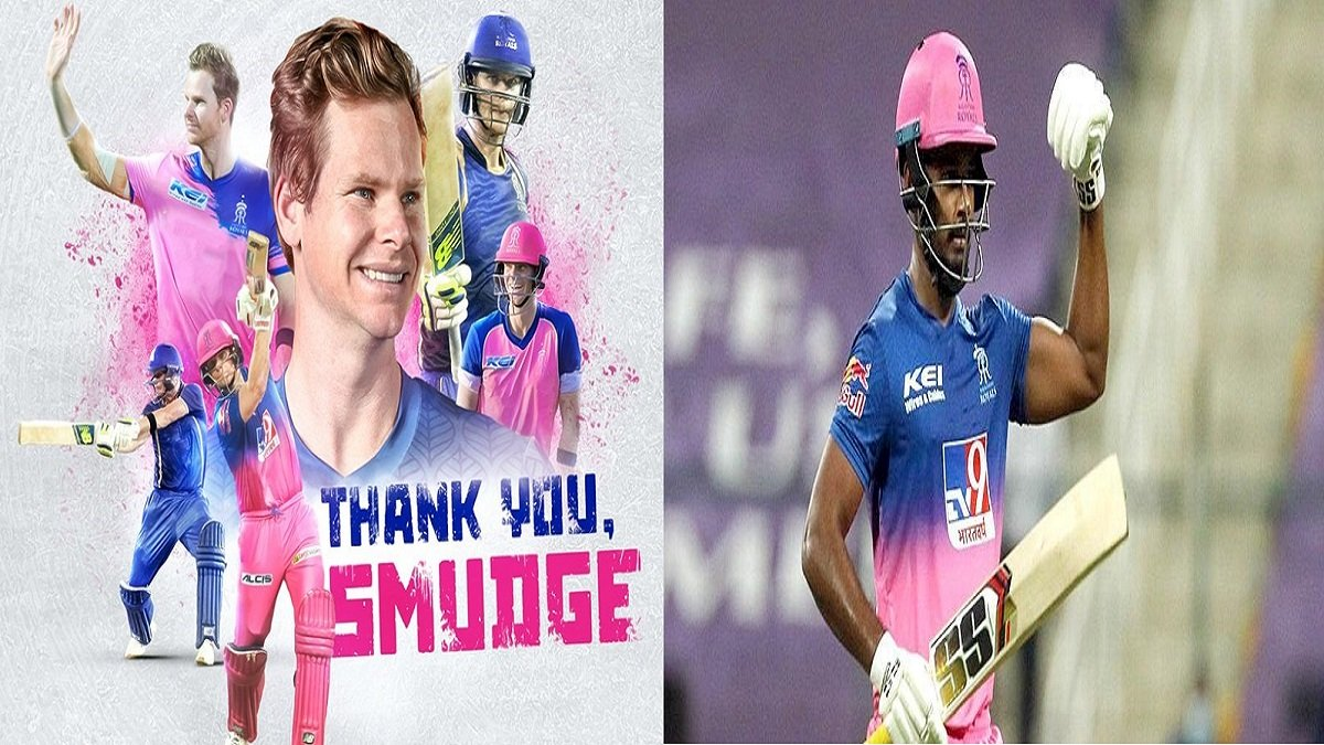 Rajasthan Royals names Sanju Samson as Captain, Smith released among others