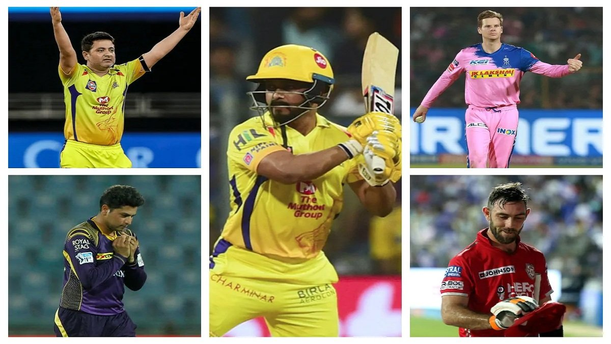 IPL 2021 Retention and Releases:Check here Team-wise Players' List