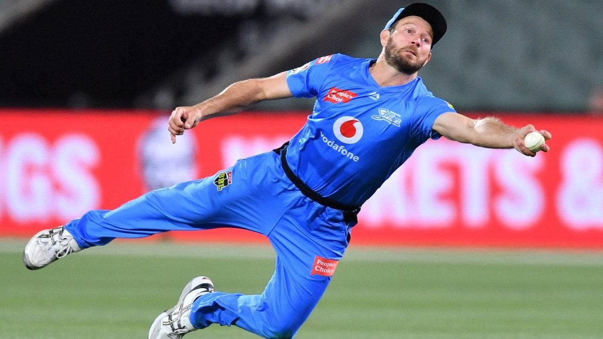 Michael Neser pulled off a one-handed screamer to propel Strikers for clinical win, Watch
