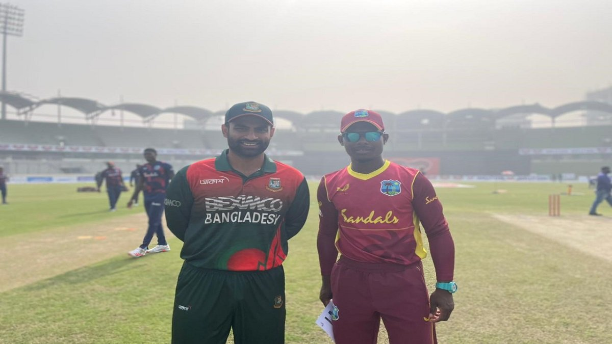 BAN vs WI 2nd ODI: Mohammed's new West Indieswould be eyeing for desperate win at Dhaka