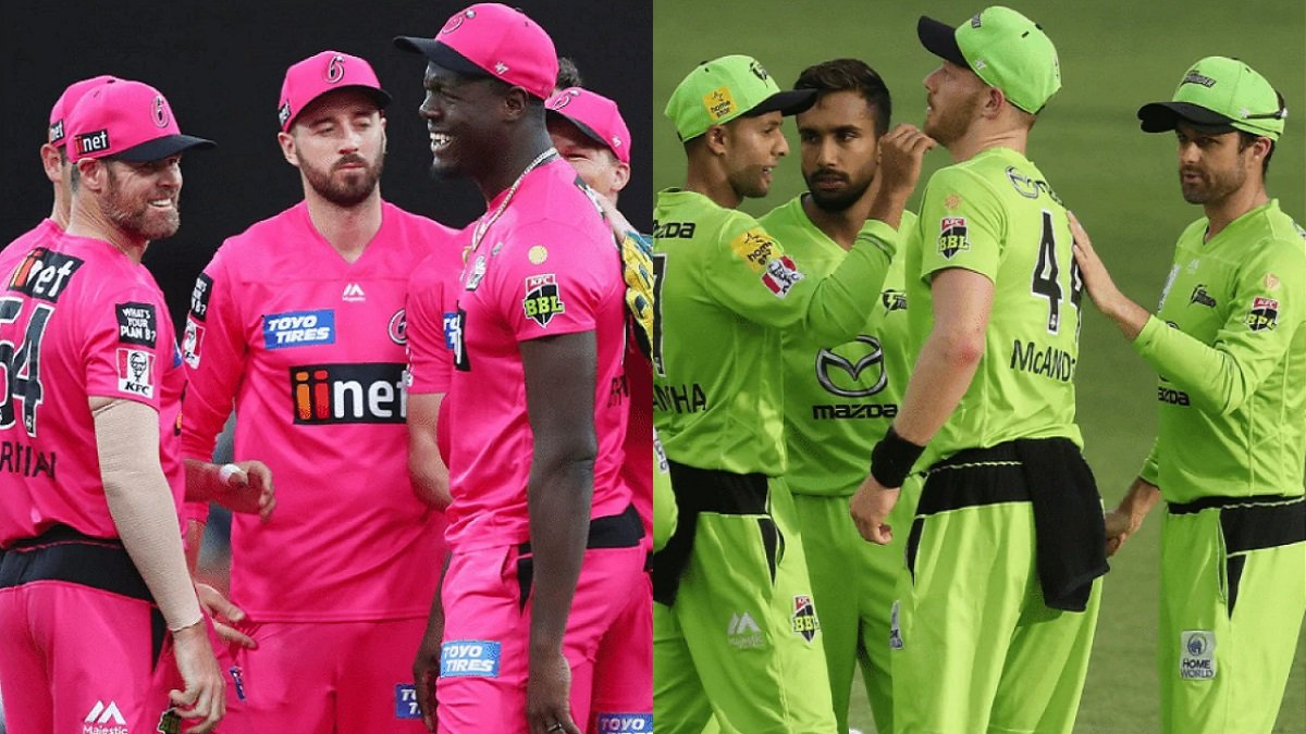 Big Bash League 2020-21, SYS vs SYT Dream11 Prediction and Tips for Table-toppers match no. 48