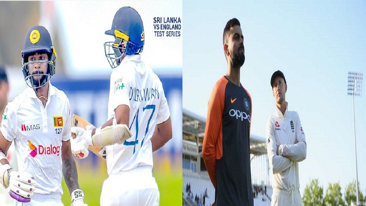 SL vs ENG series is 'Win-Win' situation for tougher opponents like England and India