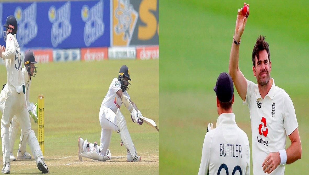 SL vs ENG 2nd Test: Dickwella & Parera propel the hosts to 381, England lost both openers cheaply
