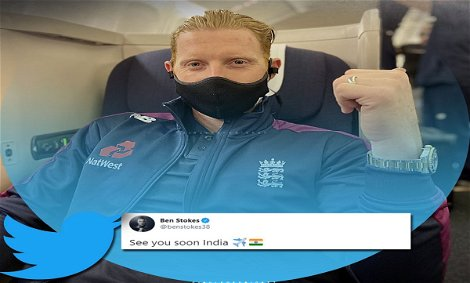 See You Soon India: Ben Stokes to board flight for India ahead of 4-match Test series