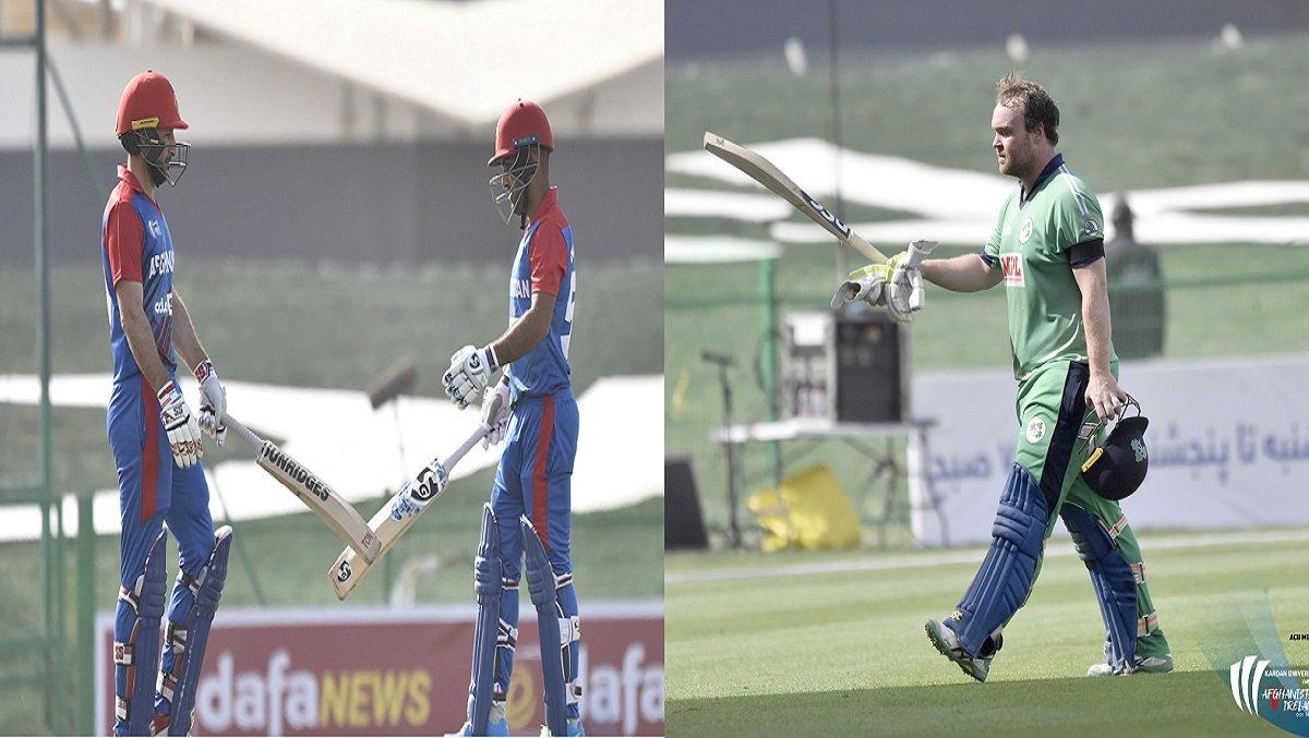 AFG vs IRE 2nd ODI Highlights: Rahmat Shah & Shahidi pair overshadows Stirling's blitz Ton