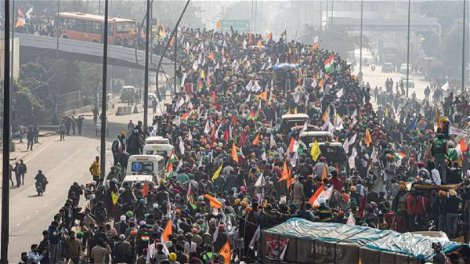 Delhi Violence: Farmer's protest to continue in a peaceful manner, says Farmer Leaders