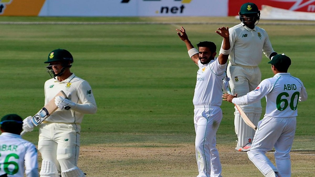 PAK vs SA 1st Test: Pakistan will need 66 more to take lead in 2-match Test series