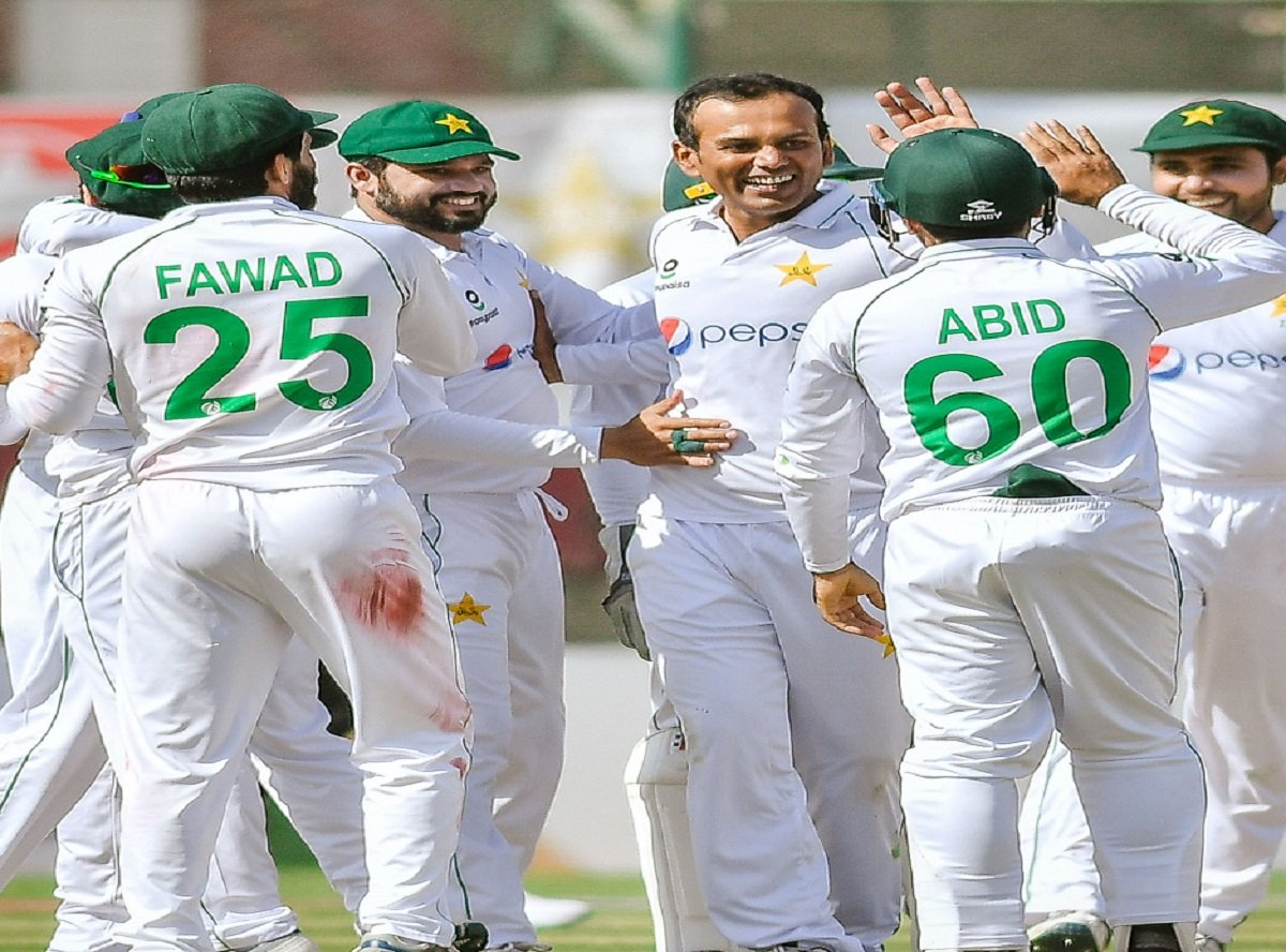 PAK vs ENG 1st Test: Pakistan thrashes South Africa by 7 wickets to take 1-0 lead