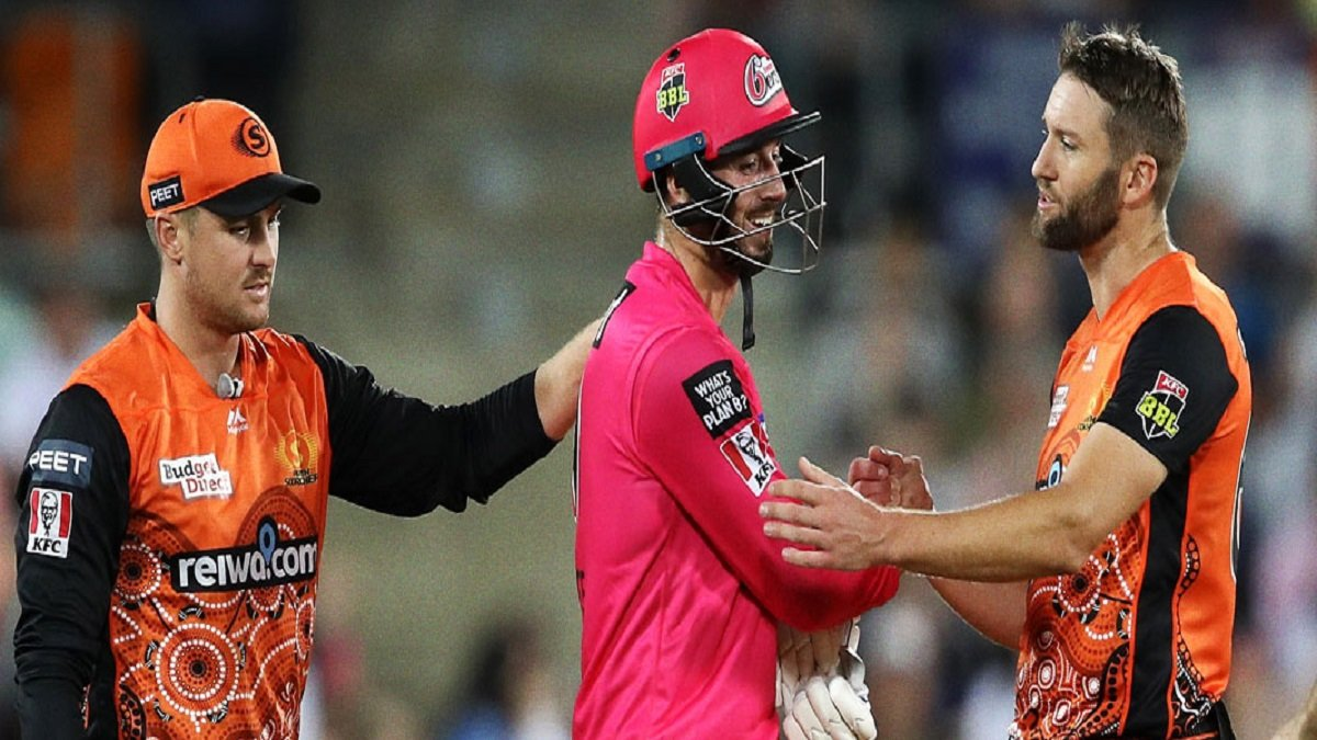 Andrew Tye is getting trolled as pacer's wide deprives James Vince of a ton in BBL 10 Qualifier
