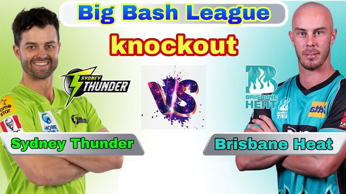 Sydney Thunder vs Brisbane Heat Knockout, Match Prediction for Today's marquee encounter - BBL 2020-21