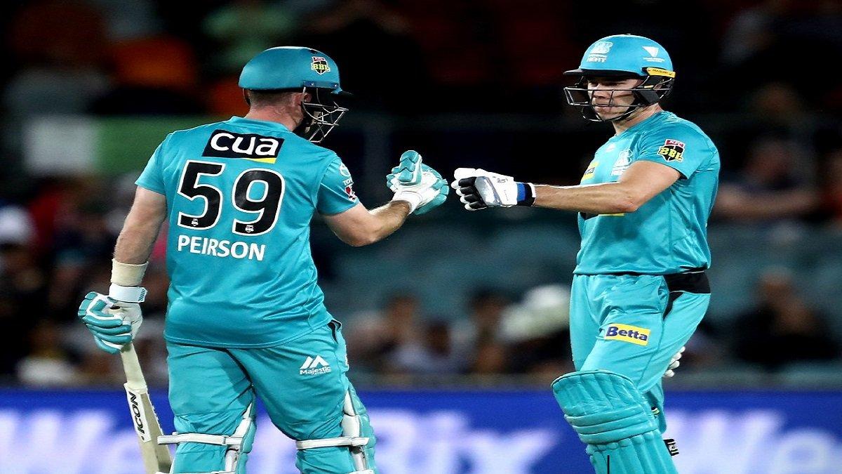 BBL 10: Heazlett & Pierson pair propels Brisbane Heat one step closer to BBL Finals