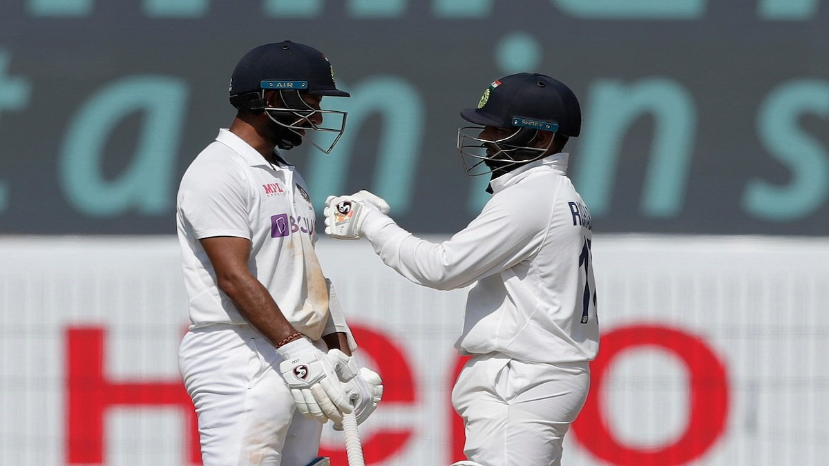 Pant's counter-attacking and Pujara's gritty fifty propel India to bounce back strongly at Chepauk