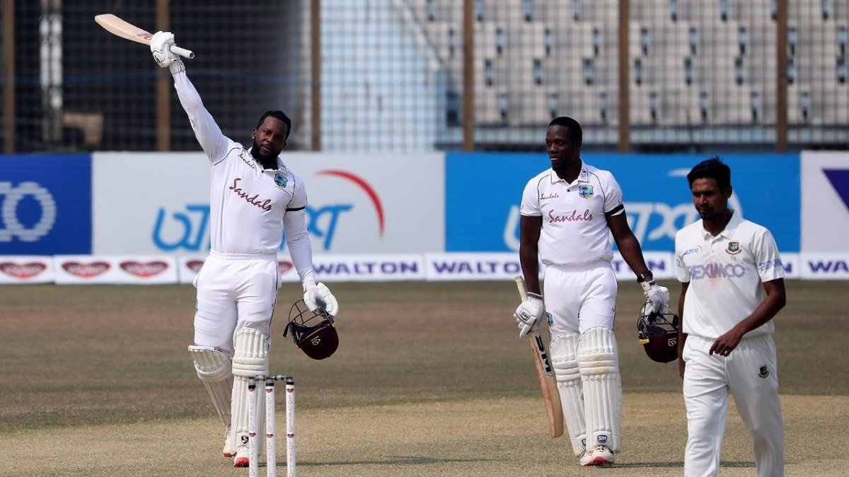 BAN vs WI: Kyle Mayer's scintillating 210* guides West Indies to enthralling win over Bangladesh