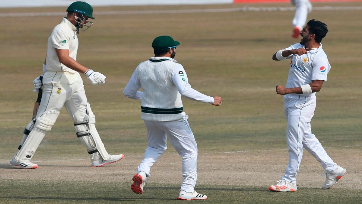 Aiden Markram's steller Ton keep Proteas in the game against Pakistan, need 106 more