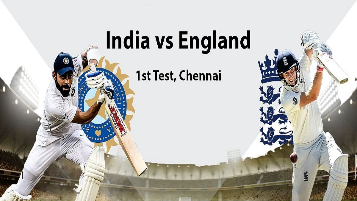 Bird Eye-view Stats emerges from the IND vs ENG 1st Test being played at Chennai