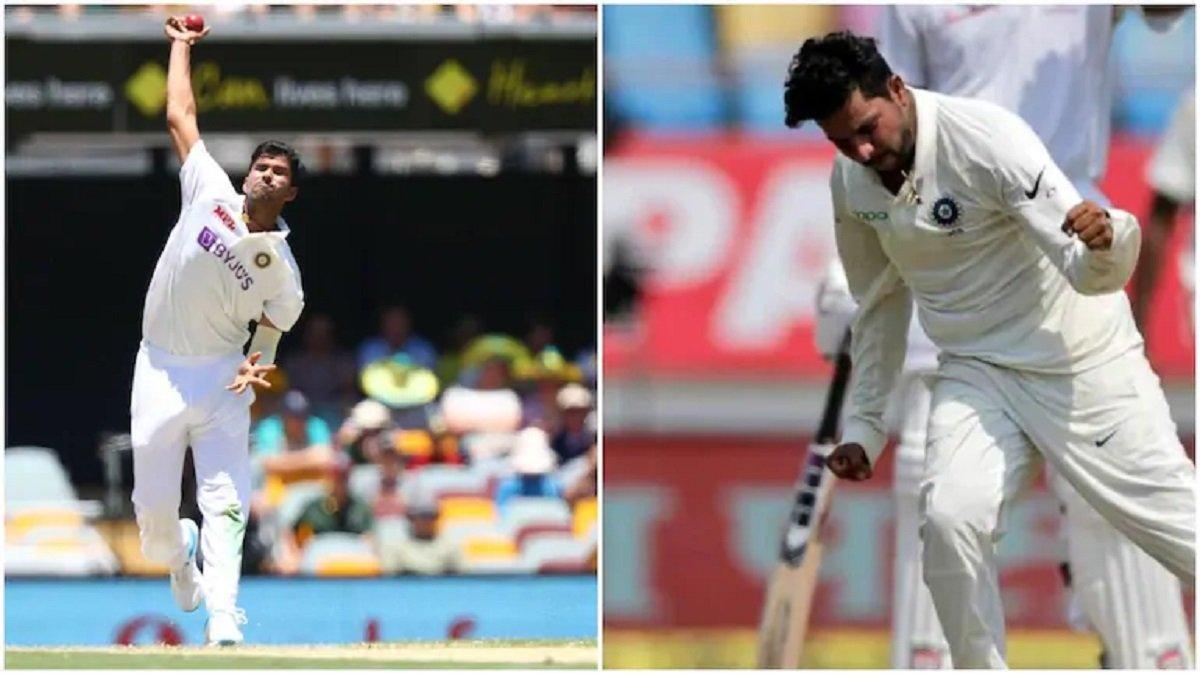 Kuldeep Yadav could bring in place of Nadeem for second Test, says Sunil Gavaskar