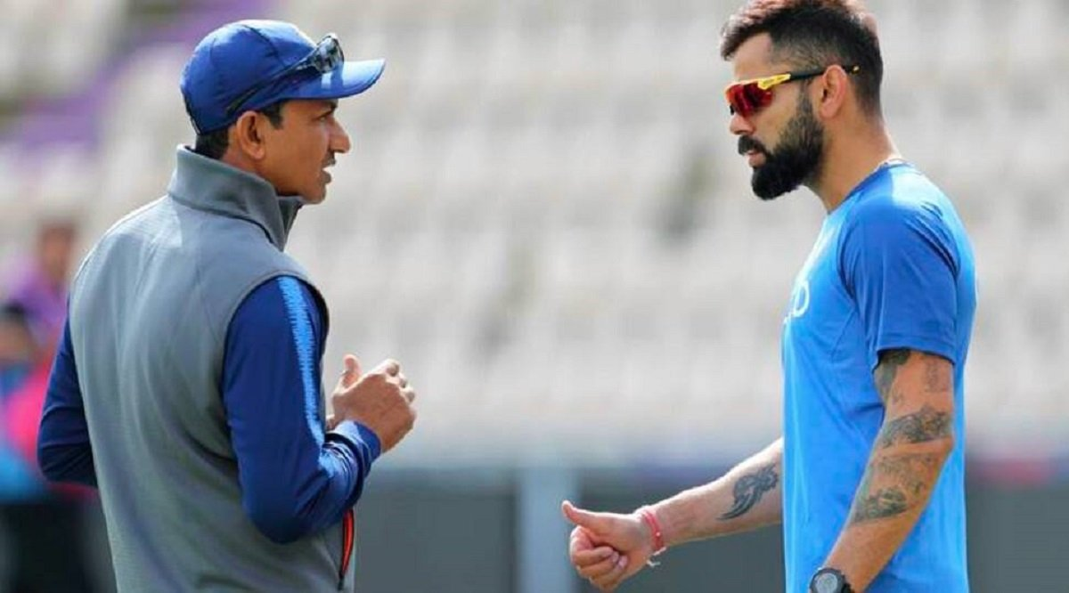 Sanjay Bangar tie in knot with Kohli's RCB as batting consultant for IPL 2021