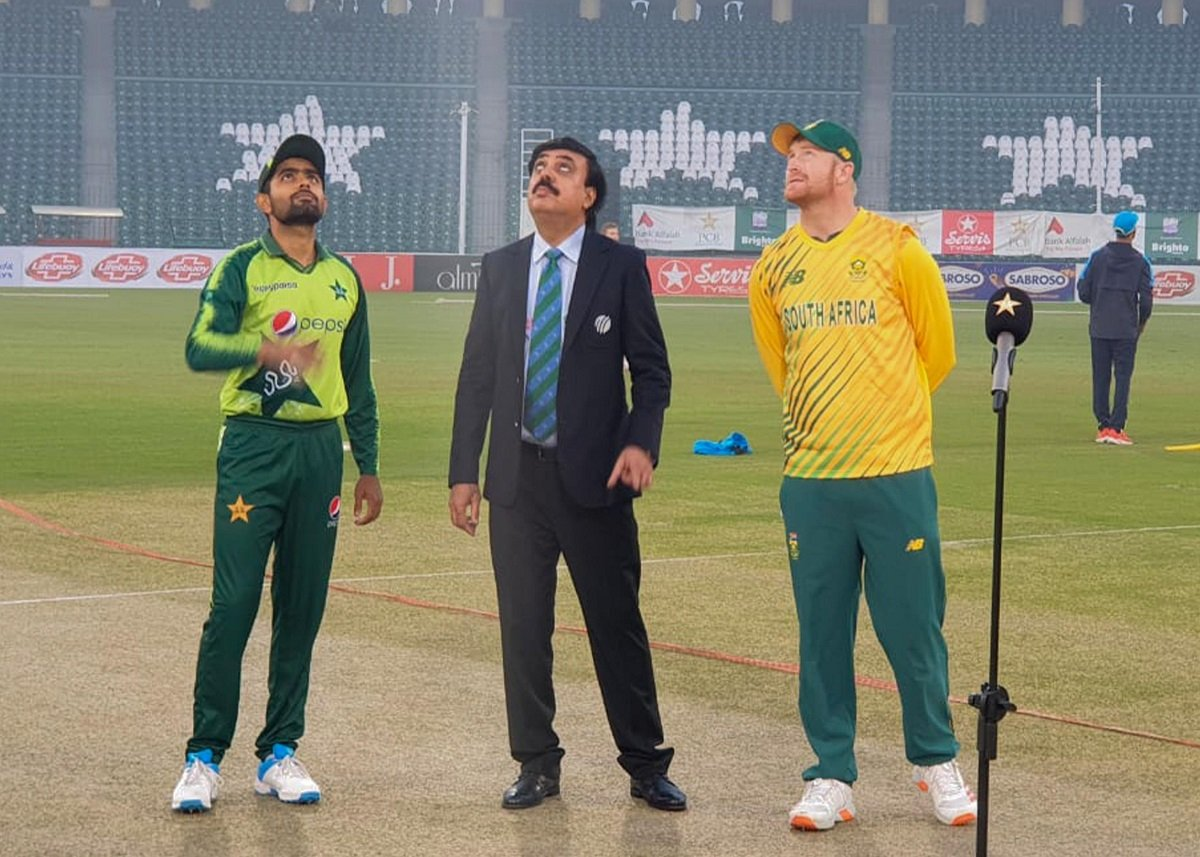 PAK vs SA 1st T20: Babar Azam-led side will be eyeing for the 2021 ICC World Cup