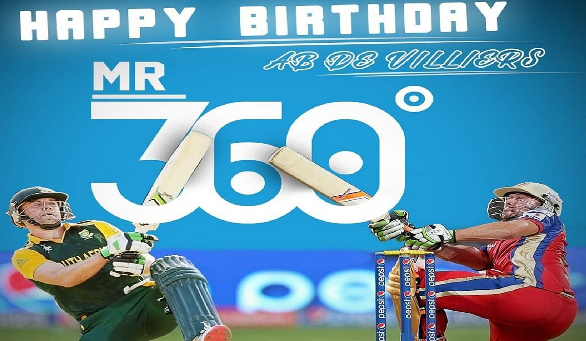 Happy Birthday MR. 360°: AB de Villiers turns 37 today, wishes pour in for the 'Batting Maestro'