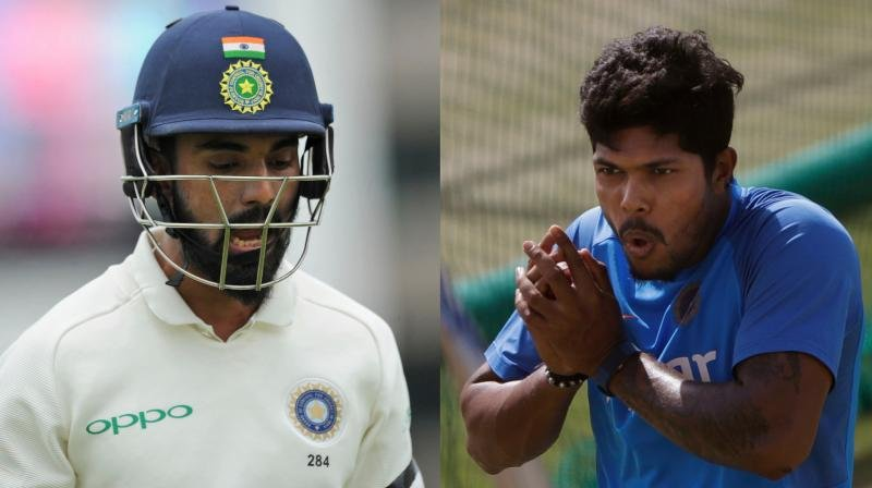 Umesh Yadav replaces Shardul Thakur in India squad after Fitness Test, Nadeem also released