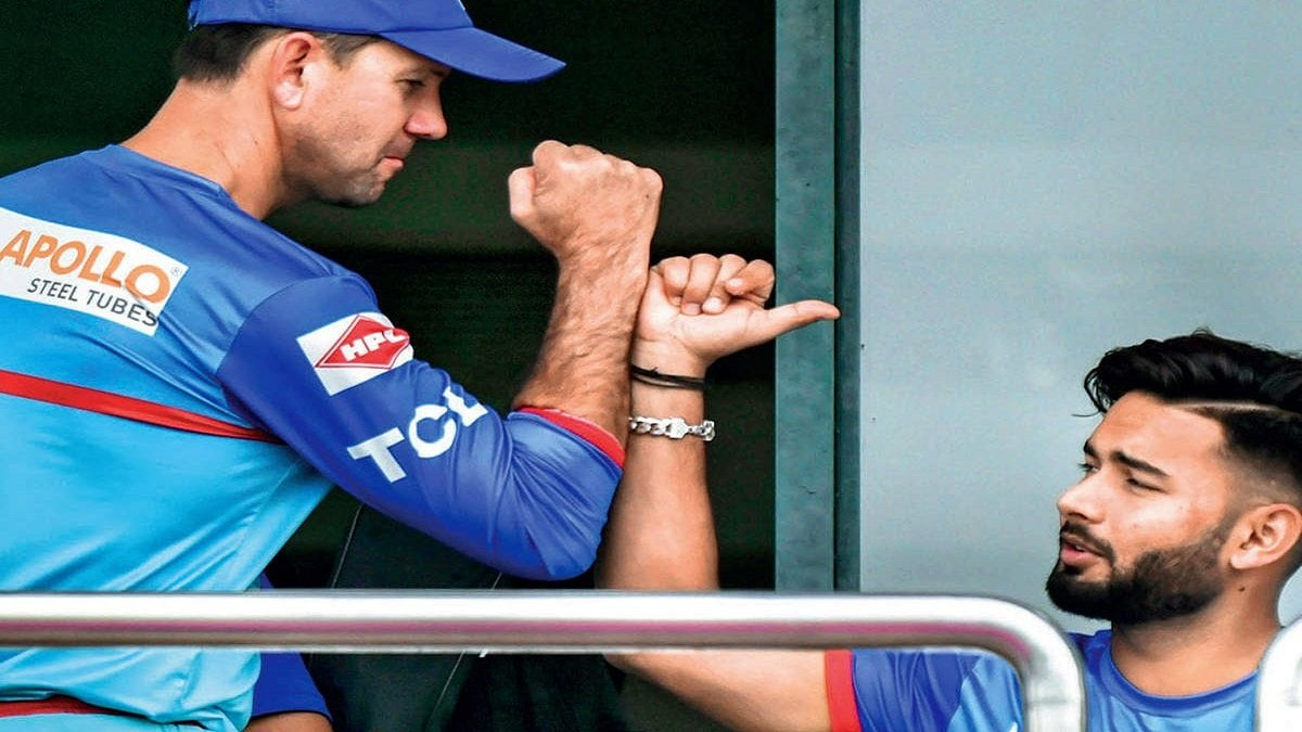 IPL 2021 Auction: Kaif & Amre will lead Delhi Capitals in absence of head coach Ponting