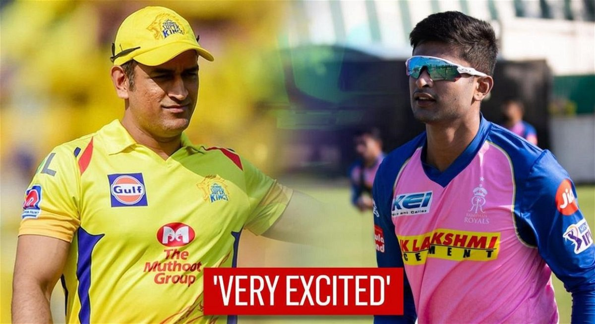 'It's a dream come true moment for me to play alongside MS Dhoni,' K Gowtham reveals