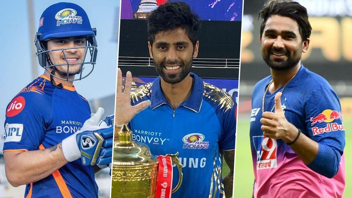 Suryakumar, Tewatia & Kishan earns maiden call-ups for T20 series against England