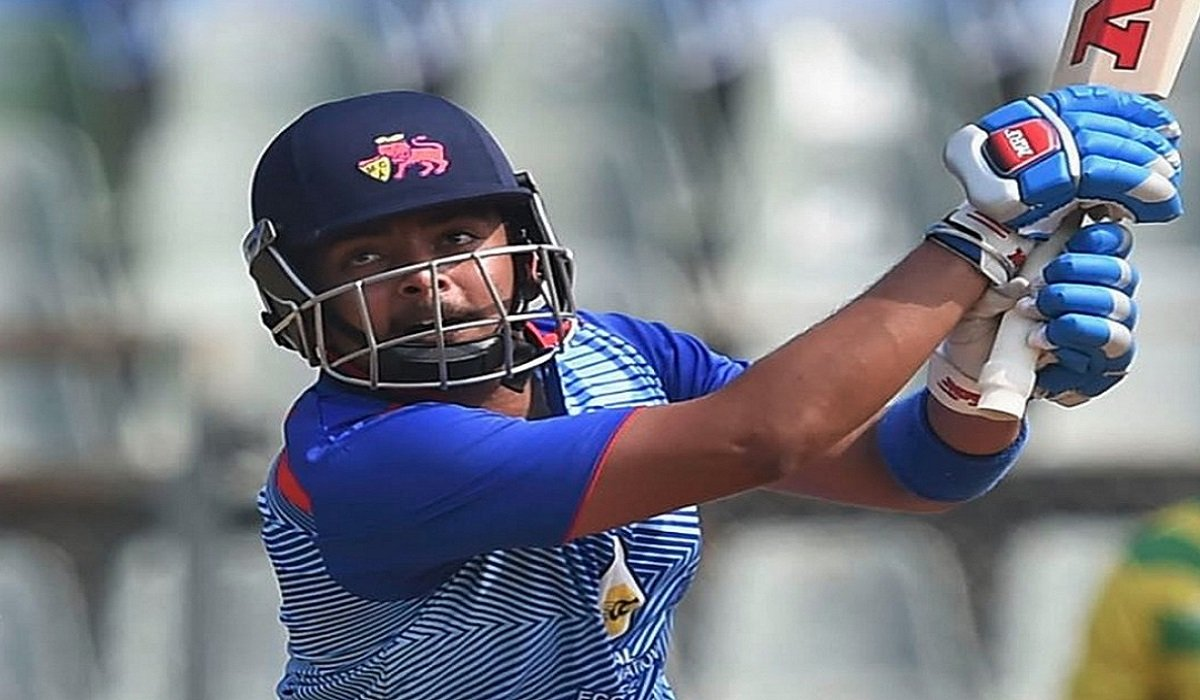Vijay Hazare Trophy 2021: Prithvi's majestic 105* overshadows Himmat's gritty ton