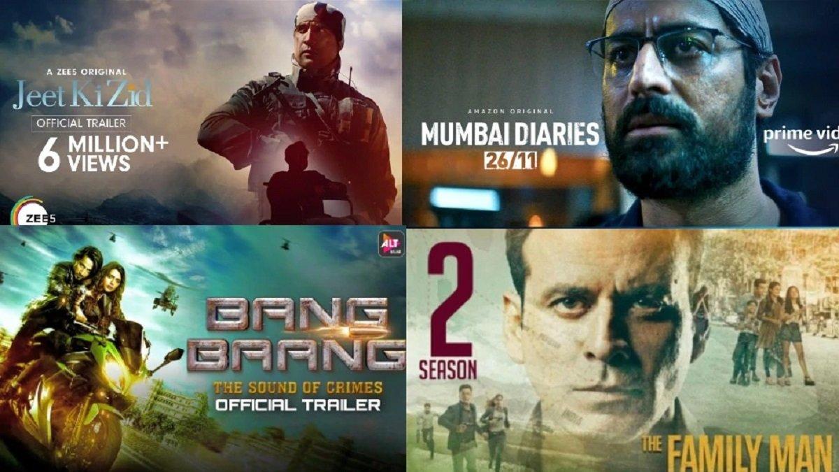 Upcoming Web Series of 2021 on Amazon Prime, Netflix, ALTBalaji, ZEE5, MX Player and Hotstar