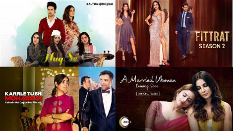 ALT Balaji Upcoming Web Series list 2021: Check out the latest originals streaming online