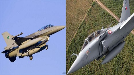 With induction of Rafale, Indian Airforce regains its edge over PAF after Pak broke its its F-16 promise to US