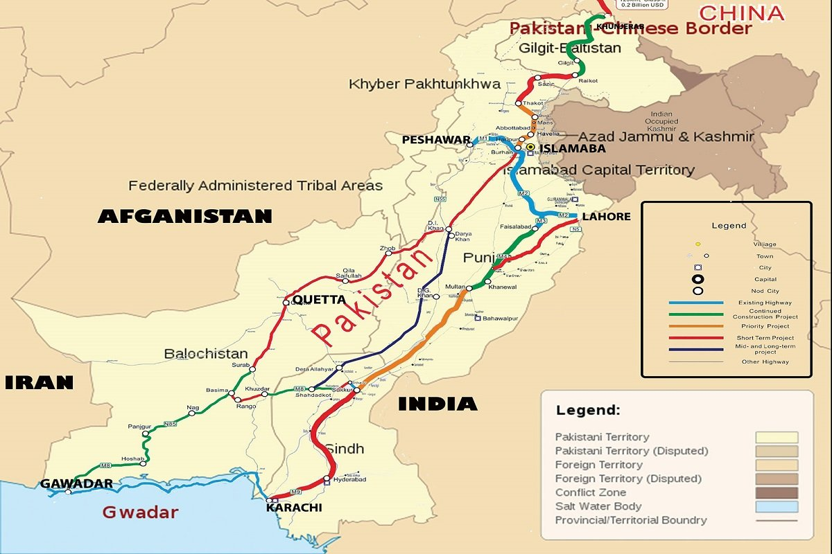 Bargaining gain for China, CPEC less likely to serve Pakistani interests