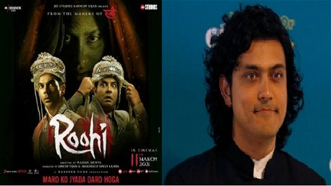 'In our universe, the chudail is filmy' says Roohi Director Hardik Mehta
