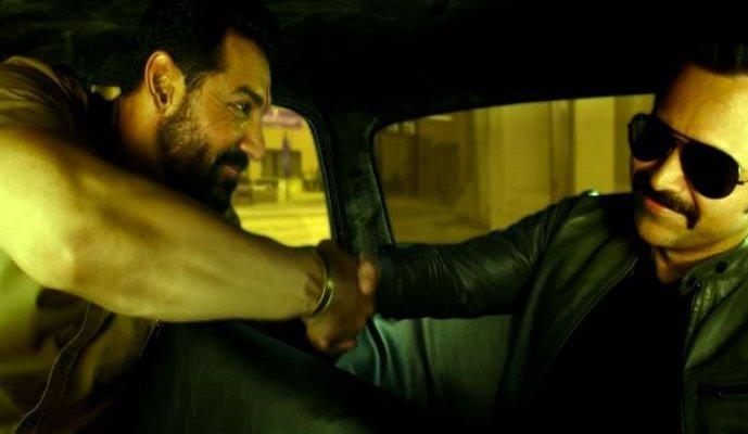 Mumbai Saga Movie Dialogues