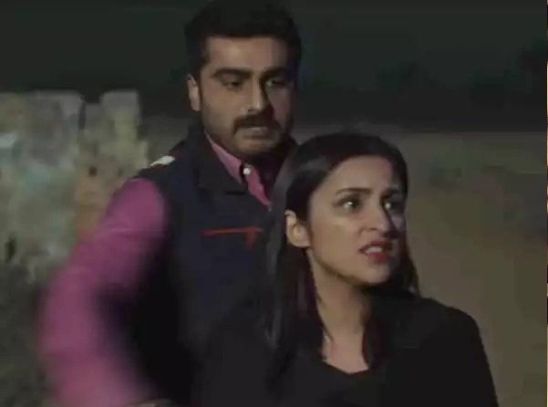 Parineeti Chopra & Arjun Kapoor in Sandeep Aur PInky Faraar
