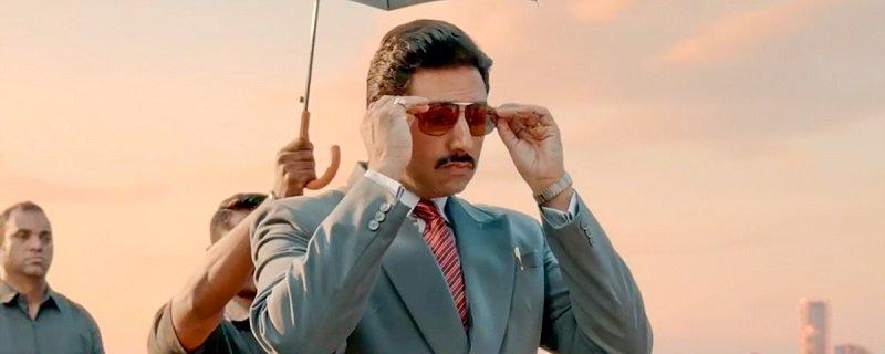 Abhishek Bachchan- The Big Bull Review