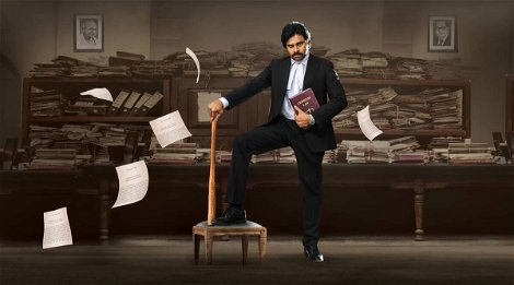 Vakeel Saab Box Office Collection Day 5: Pawan Kalyan's blockbuster inches closer to 100 Crore mark