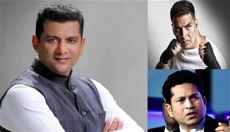 Celebrities like Akshay Kumar and Sachin Tendulkar surrounded beds in hospitals: Guardian Minister of Mumbai, Aslam Shaikh