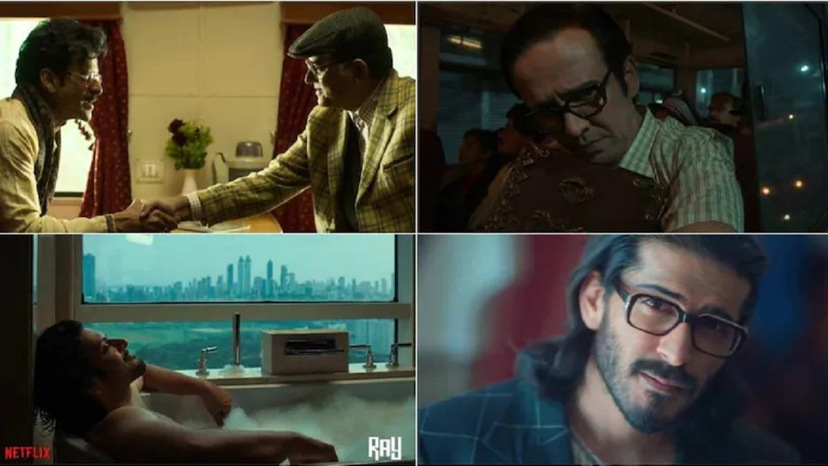 Ray Trailer: Netflix Drops First Glimpse of Much Awaited Anthology Starring  Kay Kay Menon & Manoj Bajpayee - See Latest
