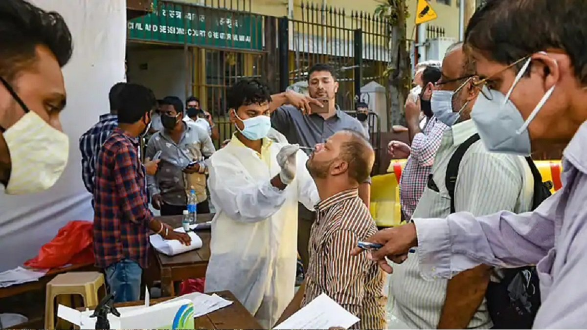 India Fights COVID-19: Nation Registers Lowest Fresh Cases In Last 2.5 Months, Vaccination On Full Roll