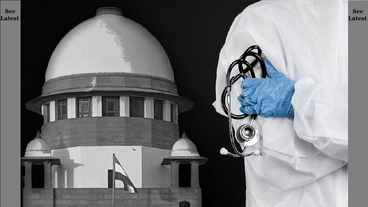 FMGE Exam 2021: Supreme Court begins hearing on induction of FMGs in healthcare system, Update